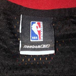 Reebok Shirts - Shaquille O'Neal Miami Heat Jersey